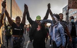 Vụ George Floyd: Washington D.C duy trì lệnh giới nghiêm để ngăn chặn biểu tình - ảnh 1