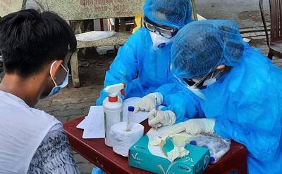 Hà Nội: Phát hiện thêm 3 ca dương tính SARS-CoV-2 ở Đông Anh
