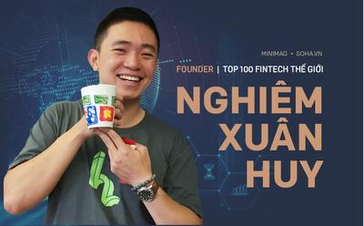 """Founder của Top 100 fintech thế giới: 15 phút gọi vốn thành công và khát vọng """"Amazon tài chính"""" khu vực"""