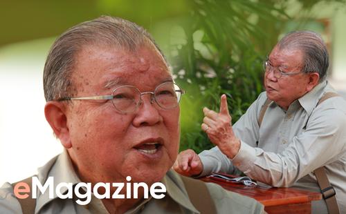 """GS Võ Tòng Xuân: """"Đừng đổ lỗi cho Trung Quốc nữa, chính chúng ta đang cãi trời"""""""