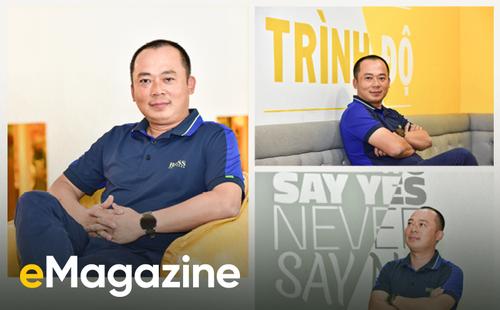 Sự tự ti của CEO tỷ đô trẻ nhất Việt Nam và mức lương tháng thấp không ngờ