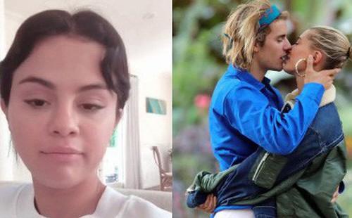 Tin Justin Bieber cưới Hailey đã làm Selena Gomez suy sụp thế nào trước khi nhập viện?