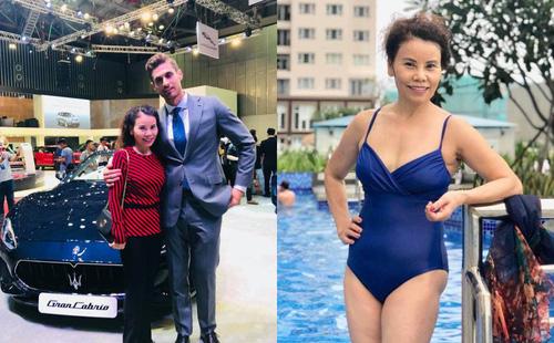 """Người phụ nữ 61 tuổi khiến Hồ Ngọc Hà luôn phải """"ghen tỵ"""""""
