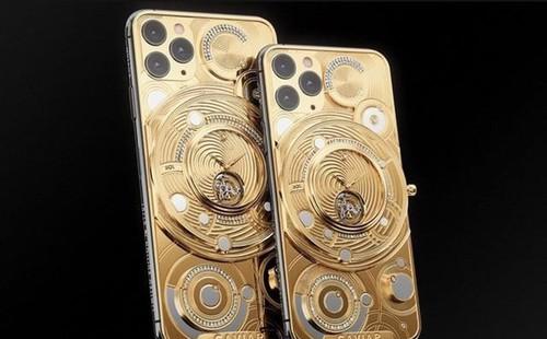 Có gì đặc biệt trên chiếc iPhone 11 Pro trị giá gần 2 tỉ đồng?