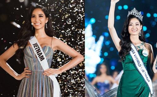 Hoàng Thùy, Lương Thùy Linh bị loại khỏi top 50 Hoa hậu đẹp nhất thế giới 2019 dù đạt thành tích cao