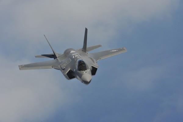 Đài Loan rất muốn mua F-35 để đối phó với Trung Quốc.