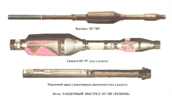 Đạn phóng lựu tandem PG-7VR