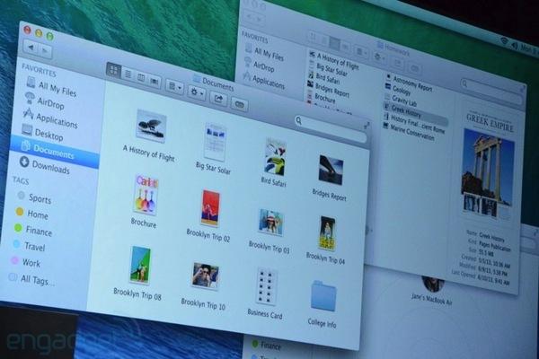 Tổng hợp các sản phẩm mới vừa trình làng tại WWDC 2013