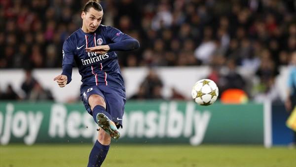 Ibrahimovic ghi bàn cho 6 đội bóng khác nhau tại Champions League