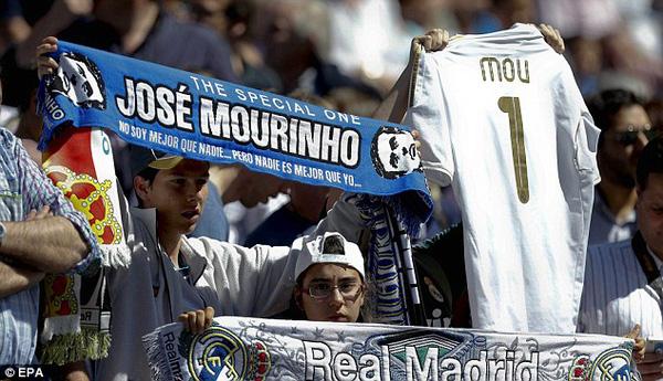 Real Madrid đại thắng, Mourinho vẫn buồn ngày chia tay