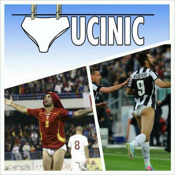 Vâng, anh là Vucinic
