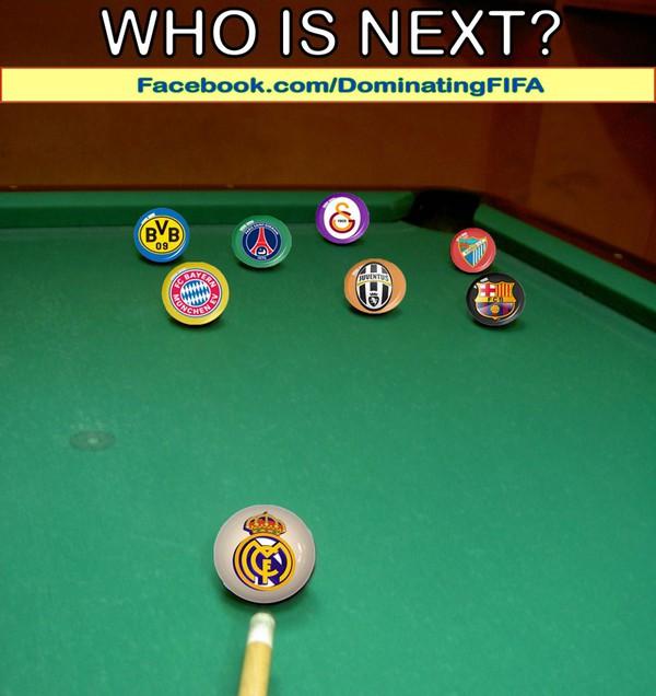 Ai sẽ là nạn nhân tiếp nào của Real?