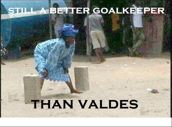Học đi, Valdes