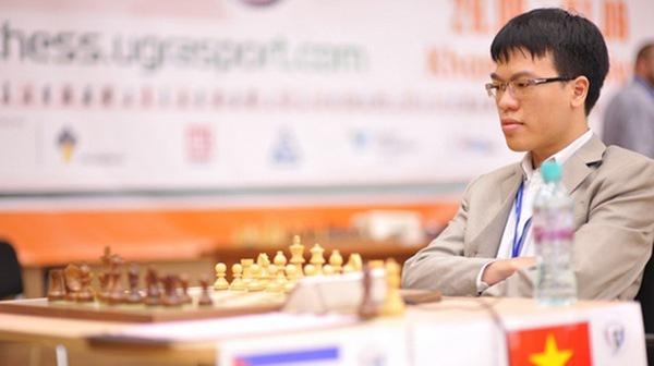 Nhà vô địch thế giới đầu tiên của cờ vua VN Lê Quang Liêm - Ảnh: TTO