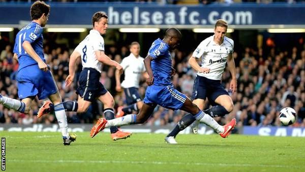 Chelsea và Tottenham đã cống hiến cho khán giả một trận đấu đầy hấp dẫn