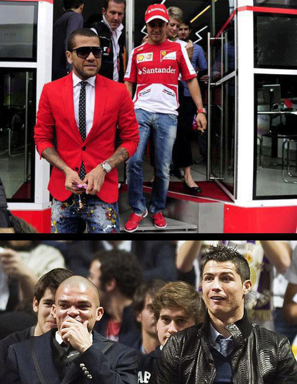 Thời trang của Alves
