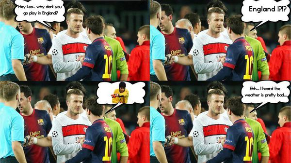 Lý do thật sự Messi không bao giờ đến Premier League chơi bóng...