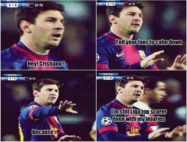 Ronaldo sao?