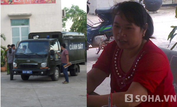 Sáng ngày 22/4 bà Tuyết được triệu tập đến trụ sở công an phường Phú Hòa làm việc và 17h cùng ngày, công an thành phố Thủ Dầu Một đã quyết định bắt giữ