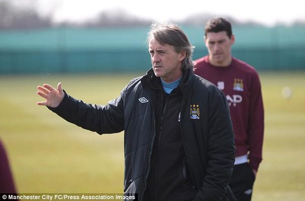 Mancini đòi BLĐ cấp 100 triệu bảng vào mùa Hè tới