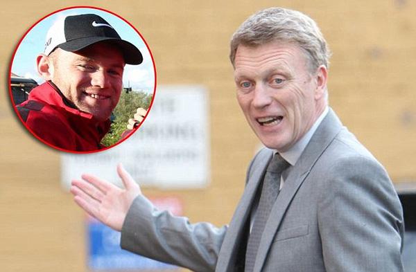 David Moyes sẽ giải quyết Rooney trước