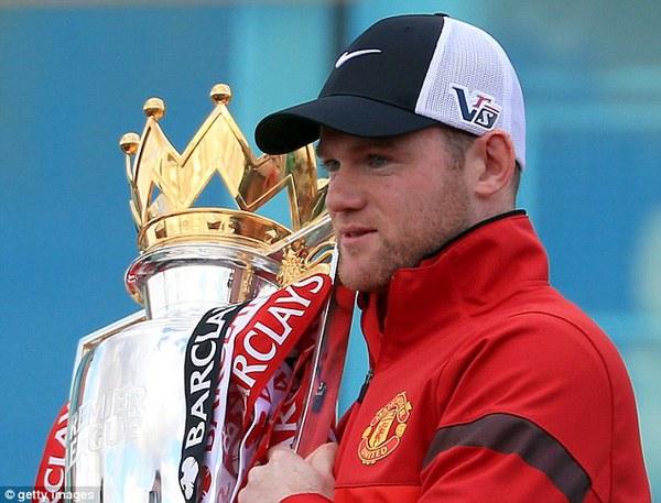 Rooney sẽ không thể ra sân trong trận đấu đêm nay