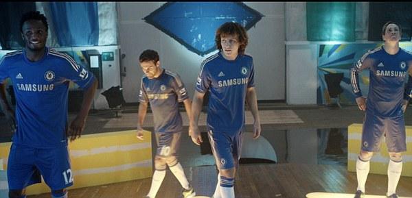 Kỹ năng tuyệt hảo của các cầu thủ Chelsea
