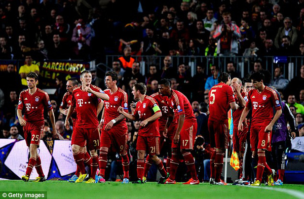 Bóng đá Đức đã vượt qua được nỗi ám ảnh