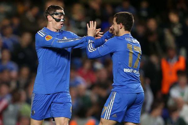 Chelsea chiến thắng thuyết phục trên sân nhà