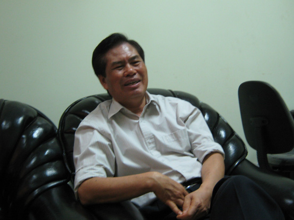 PGS. TS Lê Quý Đức, nguyên Phó Viện trưởng Viện Văn hóa và Phát triển (Học viện Chính trị - Hành chính Quốc gia Hồ Chí Minh)