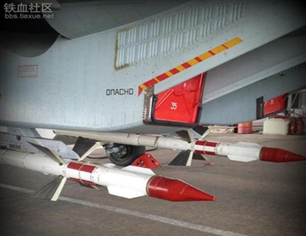 Hình ảnh các loại vũ khí được trang bị trên những chiếc Su-30MK2V mới