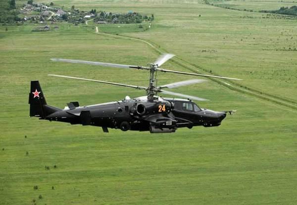 Tháng 1/2001, Ka-50 Black Shark lần đầu tiên tham chiến khi nó tấn công các mục tiêu ở Chechnya theo lệnh của quân đội Nga.