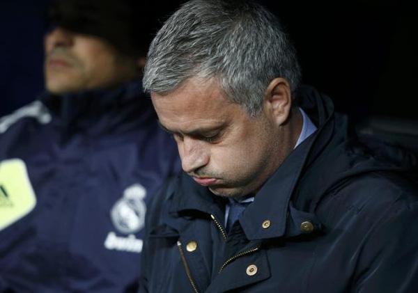 Có tới 60% số phiếu bình chọn cho rằng Jose Mourinho là quá tồi so với Real