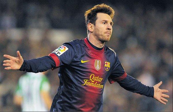 Messi có dùng doping?