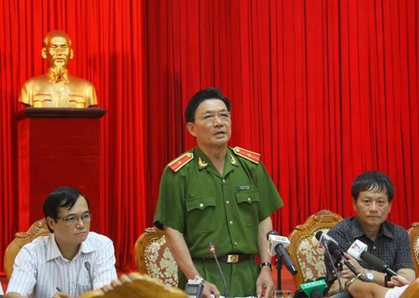 Thiếu tướng Nguyễn Đức Nghi, Giám đốc Sở Cảnh sát PCCC TP Hà Nội