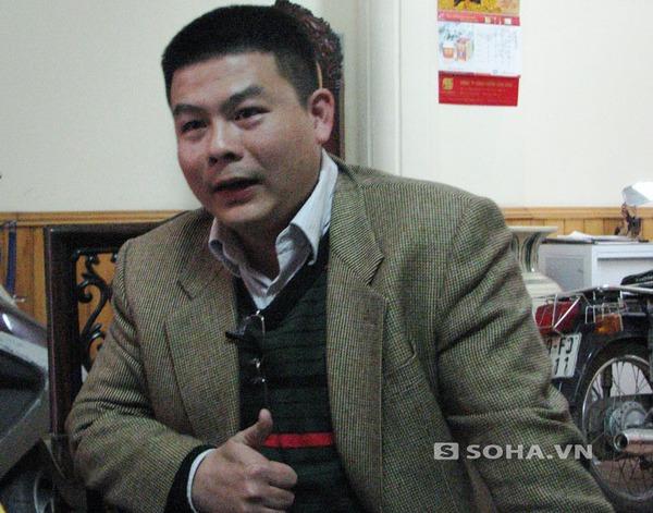 Ông Nguyễn Thanh Giang, GĐ Cty Hương Thủy thừa nhận sai và xin lỗi độc giả.