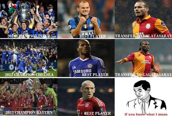 Lý do Robben sẽ là của Galatasaray