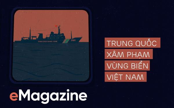 Xâm phạm vùng biển Việt Nam, Trung Quốc đang mang tư duy bành trướng lục địa ra biển
