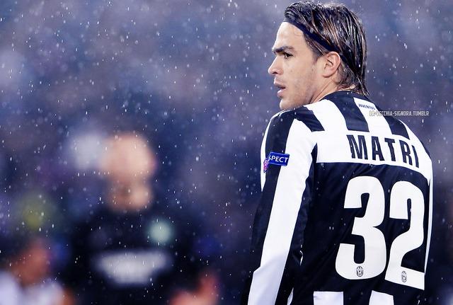 Juventus bán Matri cho Napoli