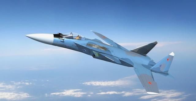 Su-47 được thiết kế với kiểu cánh khá lạ, bao gồm một cặp cánh nhỏ ở phía trước và một cặp cánh dài với kiểu dáng ngược so với các loại máy bay chiến đấu thông thường.