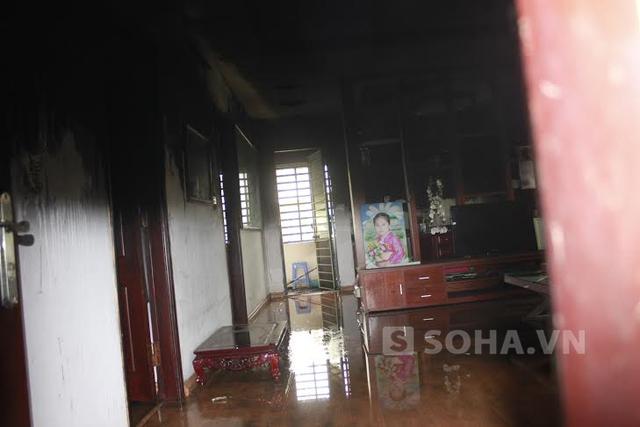 Phòng 029 xảy ra vụ cháy