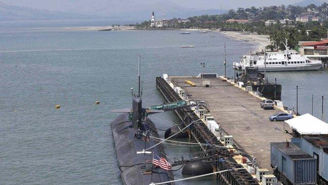 Philippines điều quân tới Subic để tiến ra Biển Đông nhanh hơn