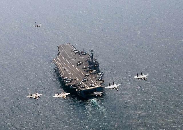 Tác chiến không-biển sẽ giúp Mỹ