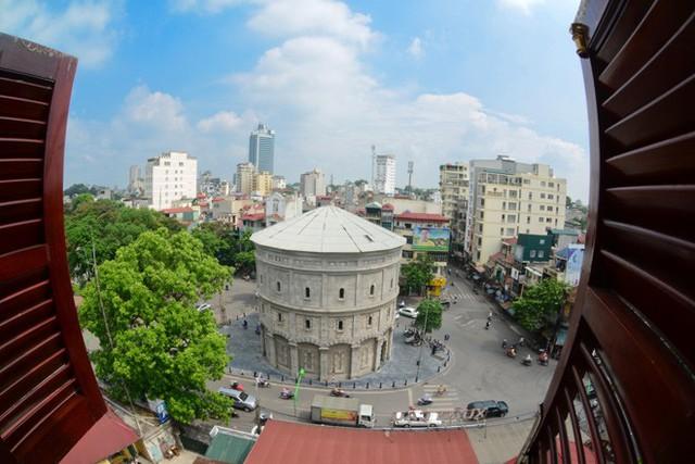 Những công trình Pháp cổ tuyệt đẹp tại Hà Nội