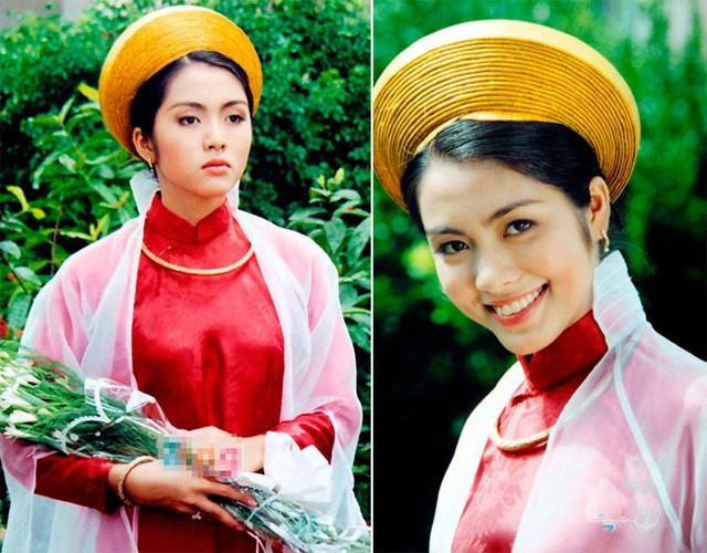 Nhan sắc mỹ nhân hàng đầu showbiz Việt thời chưa