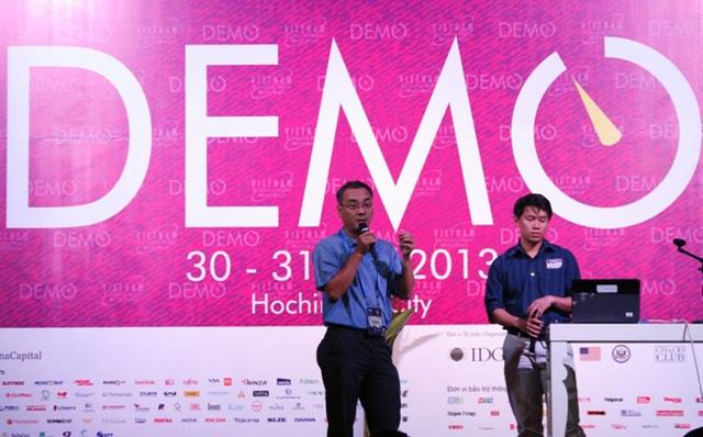 DEMO ASEAN - Cánh cứa mới cho những tài năng công nghệ Việt Nam