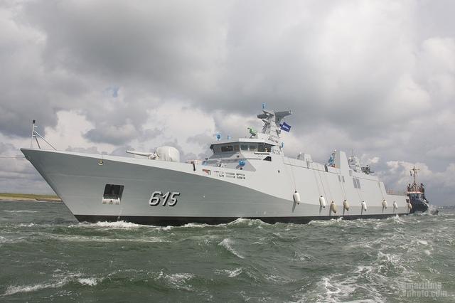 Hoàn Cầu đánh giá tàu hộ vệ SIGMA của Hải quân Việt Nam sẽ gây áp lực lớn với lực lượng trên biển của Trung Quốc