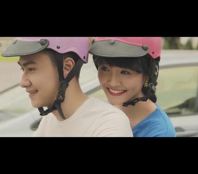 Những cảnh quay lãng mạn của Trương Mỹ Nhân và Tùng Lâm trong MV