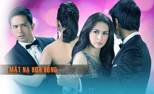 Những bộ phim của mỹ nhân Philippines được công chiếu ở Việt Nam