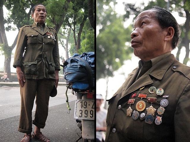 Ứa nước mắt hình ảnh xúc động nhất người dân viếng Tướng Giáp